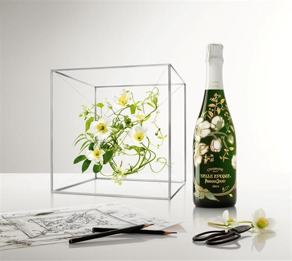 """Perrier-Jouët Unveils """"Belle Epoque Florale Edition"""" by Makoto Azuma"""