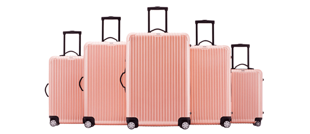 RIMOWA Releases Special Edition Salsa Pearl Rose Collection