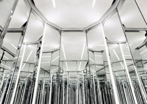 First Saint Laurent Paris Boutique Launched in Shanghai