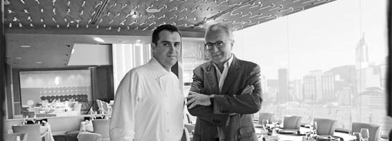Master Chef Extraordinaire – Interview with Alain Ducasse