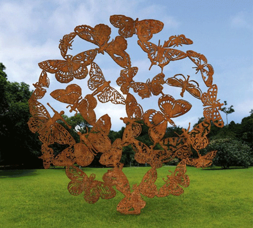 Sotheby's Selling Exhibition of Outdoor Sculpture Coming to Asia