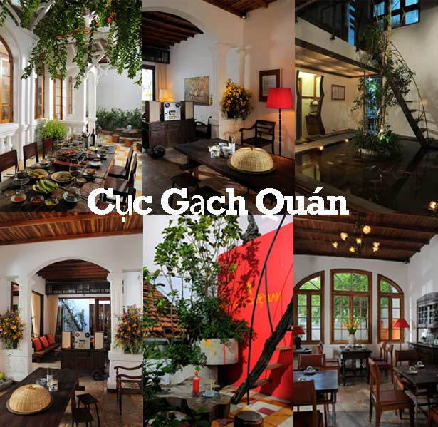In the Mood for Gourmet Vietnamese? Try Cục Gạch Quán