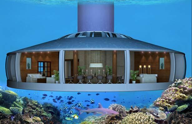 Design Approved for Poseidon Undersea Resort