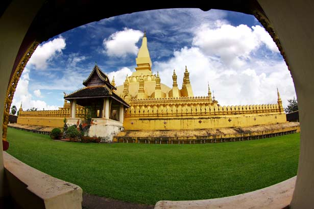 Voici le Vientiane; 24 Hours in Laos' French-Influenced Capital