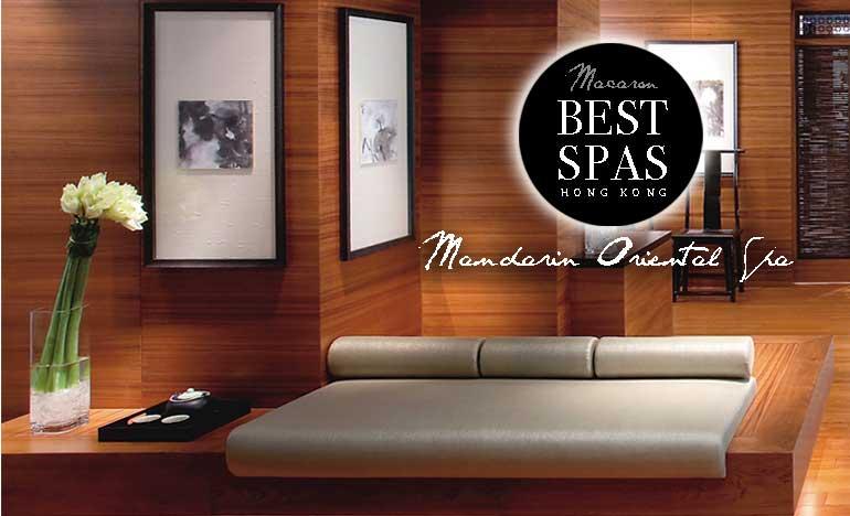 Hong Kong's Best Spas – Mandarin Oriental Spa
