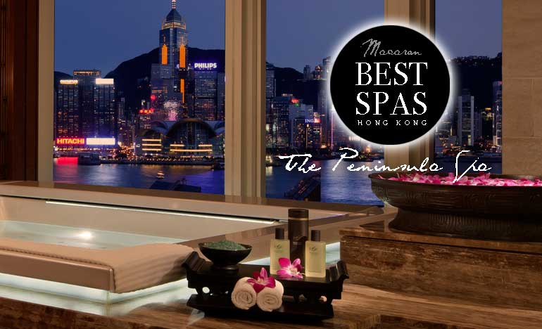 Hong Kong's Best Spas – The Peninsula Spa