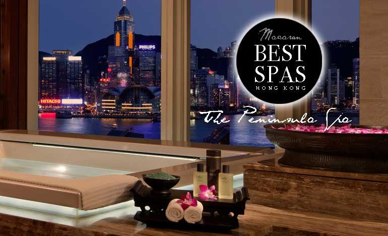 Hong Kong's Best Spas – The Peninsula Spa