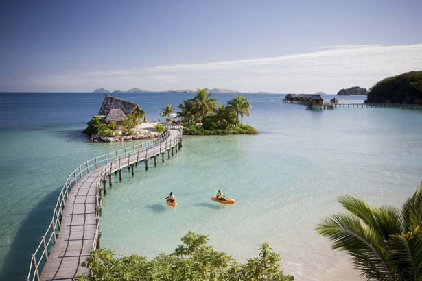 Five Secluded Romantic Hideaways in the South Pacific