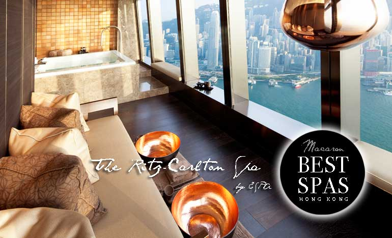 Hong Kong's Best Spas – The Ritz-Carlton, Hong Kong SPA By ESPA