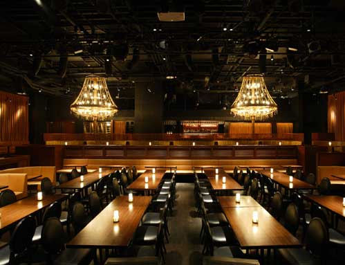 Cotton Club Tokyo; Smooth and Classy
