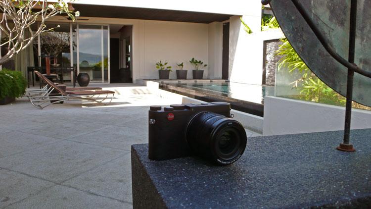Island Life through the lens of the Leica X-Vario