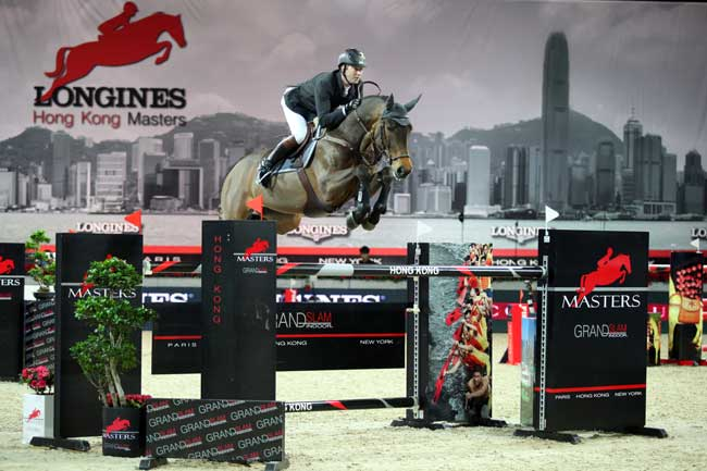 The Longines Hong Kong Masters Returns in the Year of The Horse