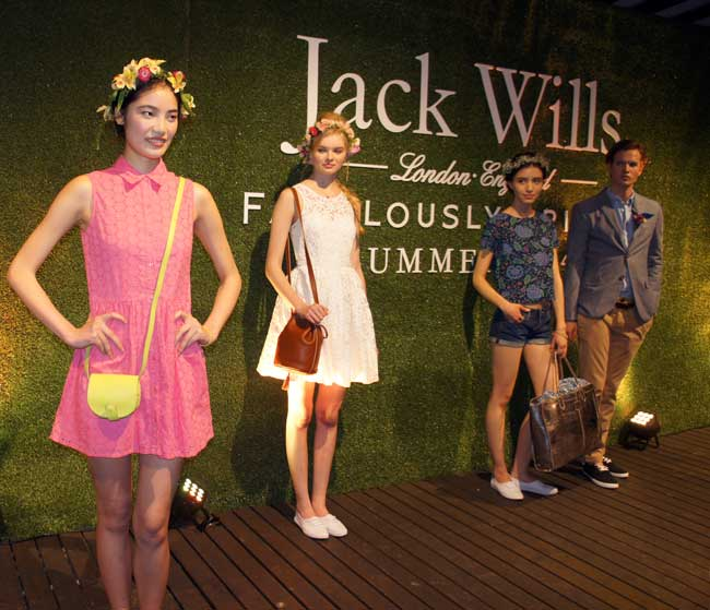 Gallery: Jack Wills Secret Garden Party in Hong Kong