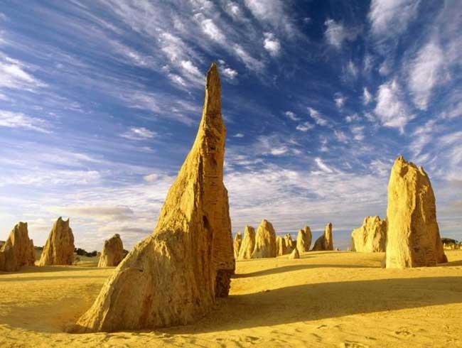 The Pinnacles and Nambung National Park, Australia