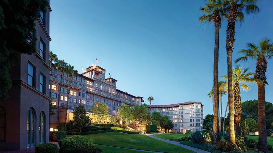 Review: The Langham Huntington, Pasadena
