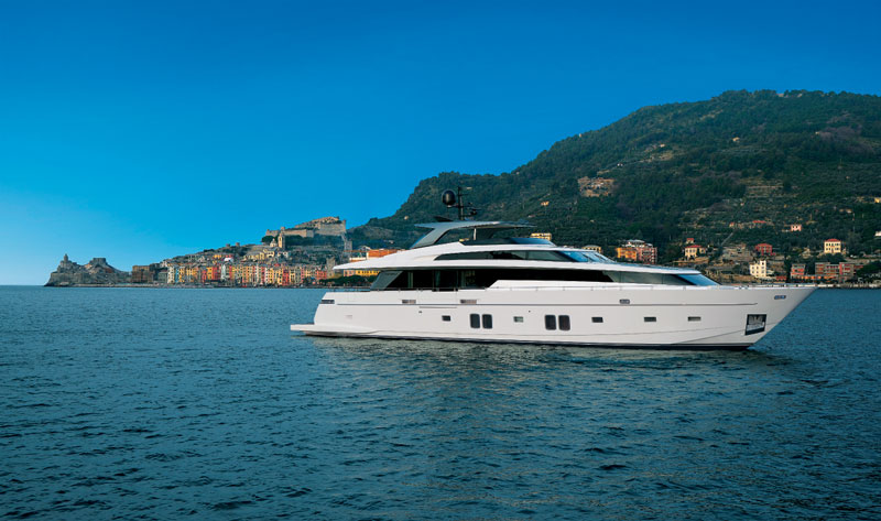 Simpson Marine and Sanlorenzo Partnership in Asia Launched with a Special Viewing of an SL106 Superyacht