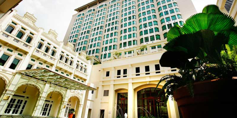 InterContinental Singapore : Immerse Yourself in Art & Culture of Singapore